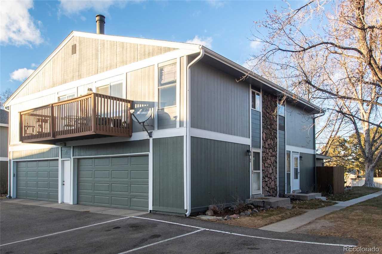 10001 East Evans Avenue #71D Denver, CO 80247 | MLS 7615519 Photo 1
