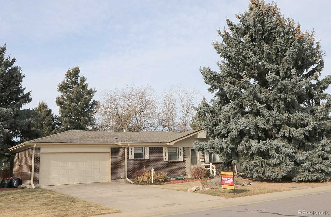 1669 South Dudley Court Lakewood, CO 80232   MLS 3850469 Photo 1