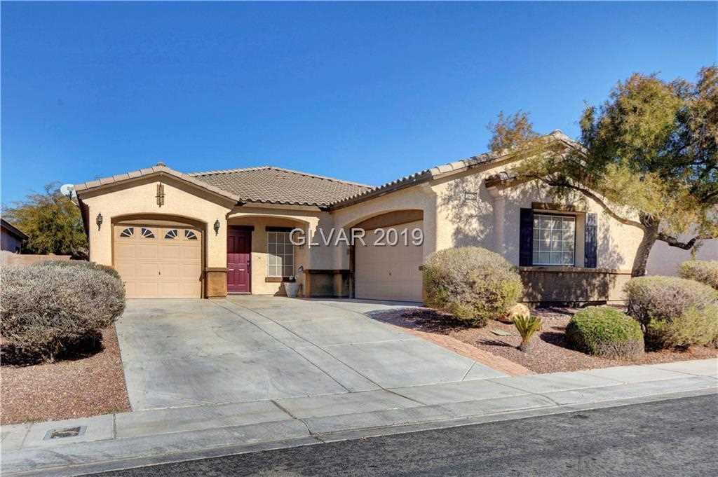 1412 Sagebrush Ranch Way North Las Vegas, NV 89081 | MLS 2060512 Photo 1
