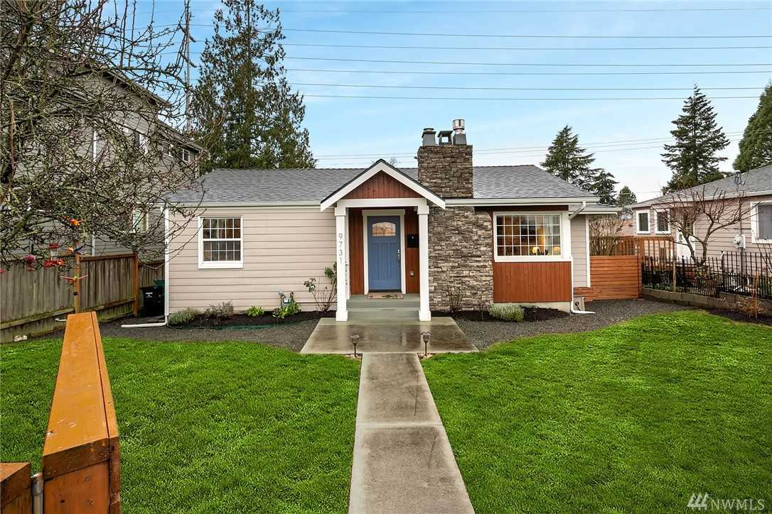 9731 Fremont Ave N Seattle, WA 98103 | MLS ® 1398969 Photo 1
