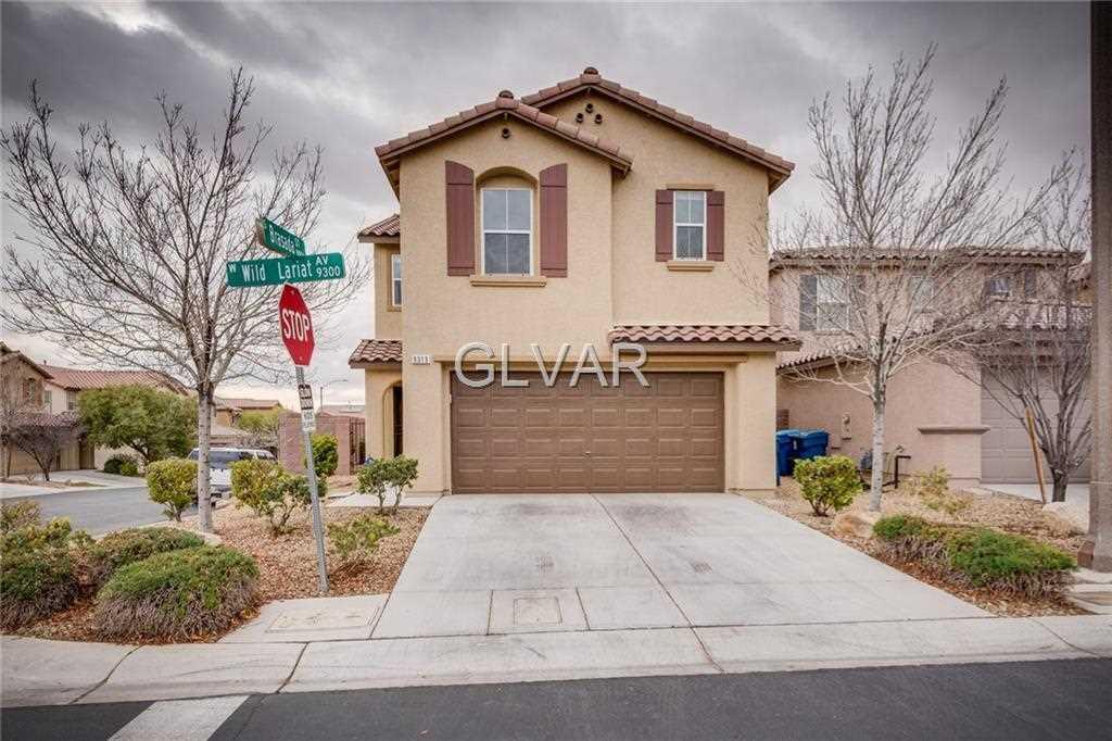 9313 Wild Lariat Ave Las Vegas, NV 89178 | MLS 2061033 Photo 1