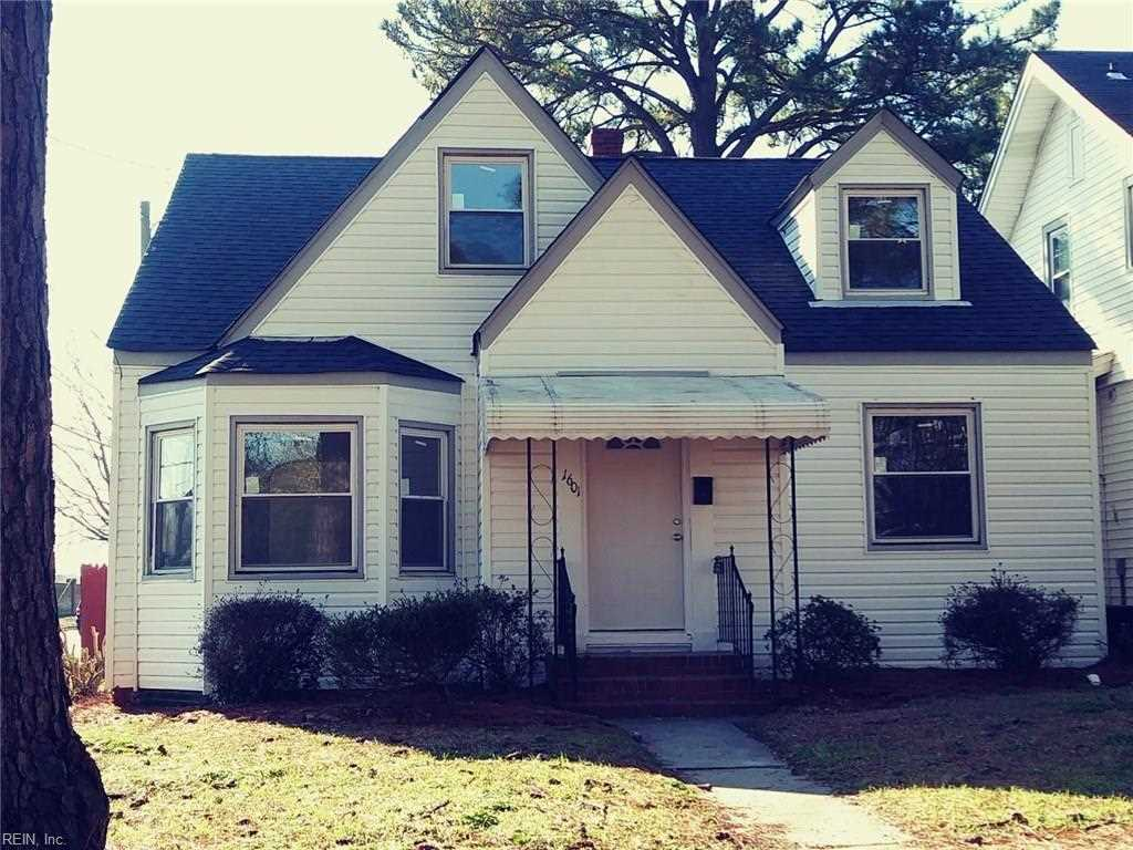 home for sale in West Park View Portsmouth VA 23704 - MLS 10235163 Photo 1