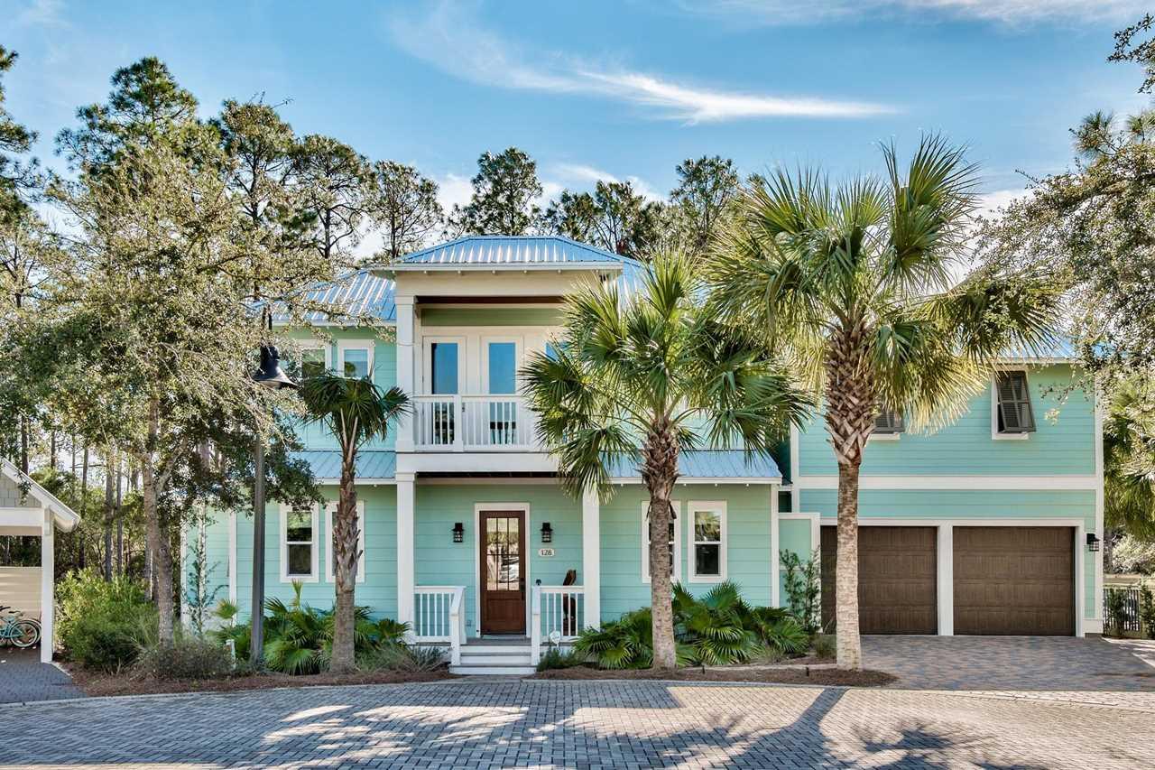 128 Eastern Lake Court, Santa Rosa Beach, FL | TrueSouthCoastalHomes.com Photo 1