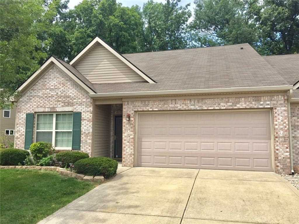 11760 Whisperwood Way #46A, Fishers, IN 46037   MLS #21584542 Photo 1