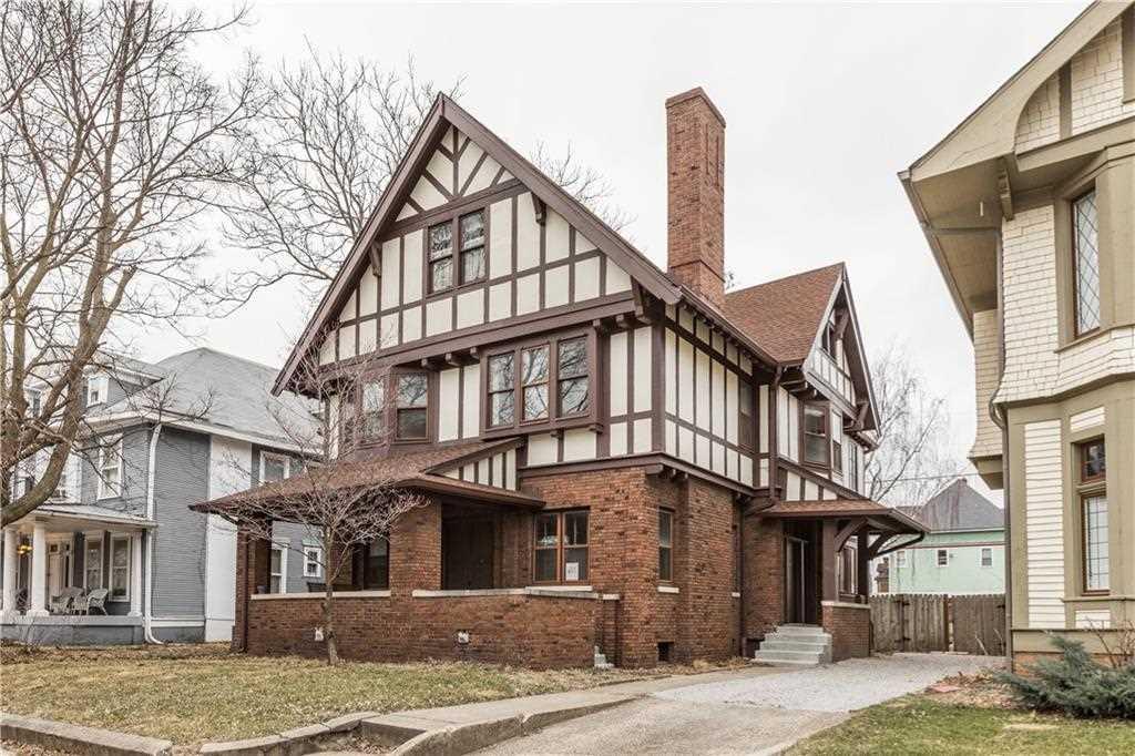 1619 N Talbott Street, Indianapolis, IN 46202 | MLS #21614108 Photo 1