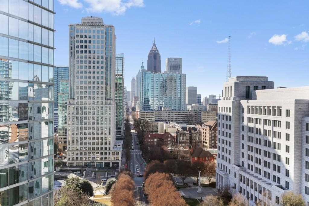 1080 Peachtree St NE #1507, Atlanta GA 30309, MLS # 6118080   1010 Midtown Photo 1