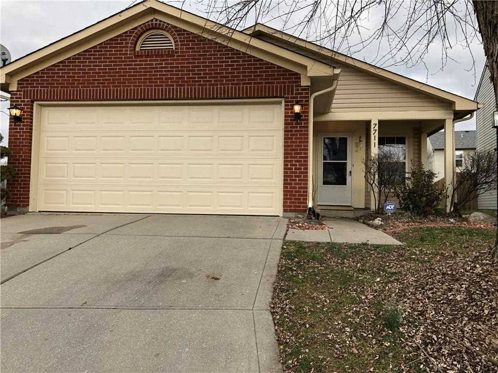 7711 Vincent Court, Indianapolis, IN 46217 | MLS #21614323 Photo 1