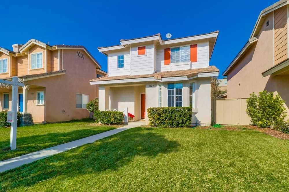 1429 Fieldbrook St Chula Vista, CA 91913 | MLS 190002474 Photo 1