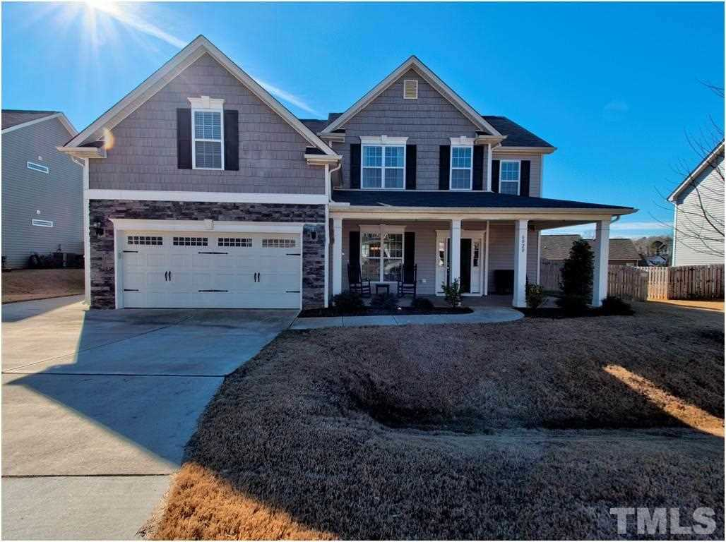 000 Confidential Ave. Holly Springs, NC 27540 | MLS 2230813 Photo 1