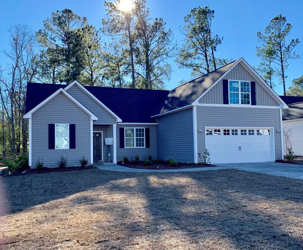 Home For Sale At 9517 Lily Pond Court, Leland NC in Lily Pond Photo 1