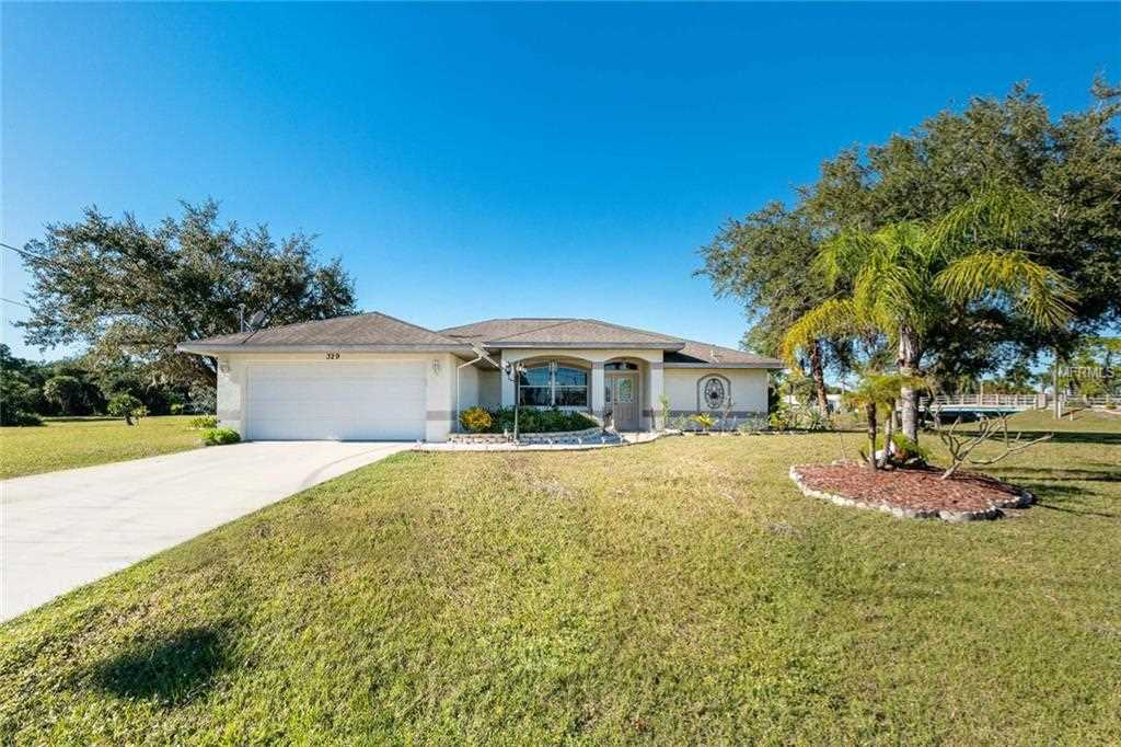 329 Rotonda Circle Rotonda West, FL 33947 | MLS D6104486 Photo 1