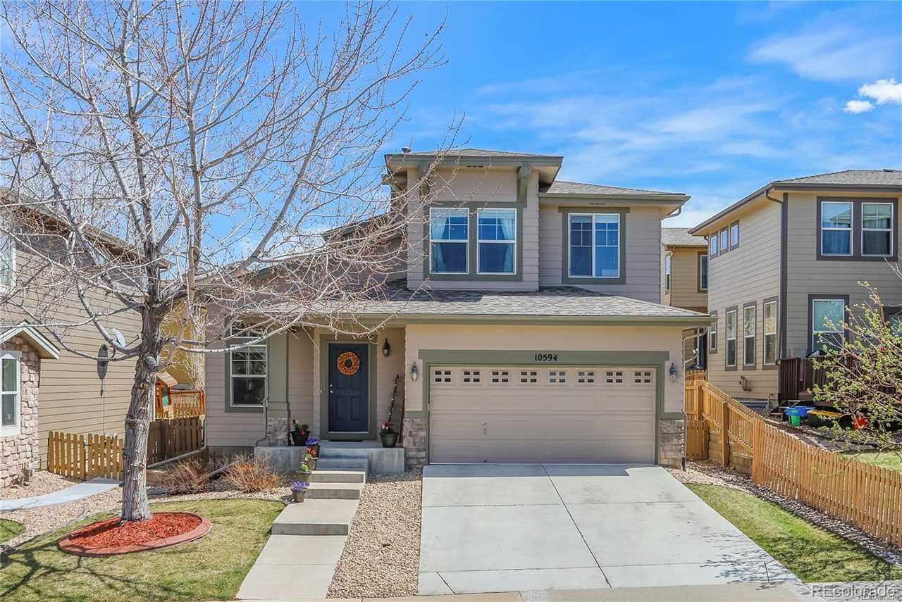 10594 Jewelberry Trail Highlands Ranch, CO 80130 | MLS 7631257 Photo 1