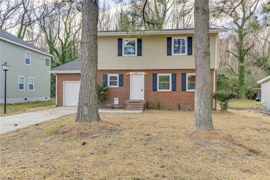 home for sale in Greenbriar Hampton VA 23661 - MLS 10235363 Photo 1
