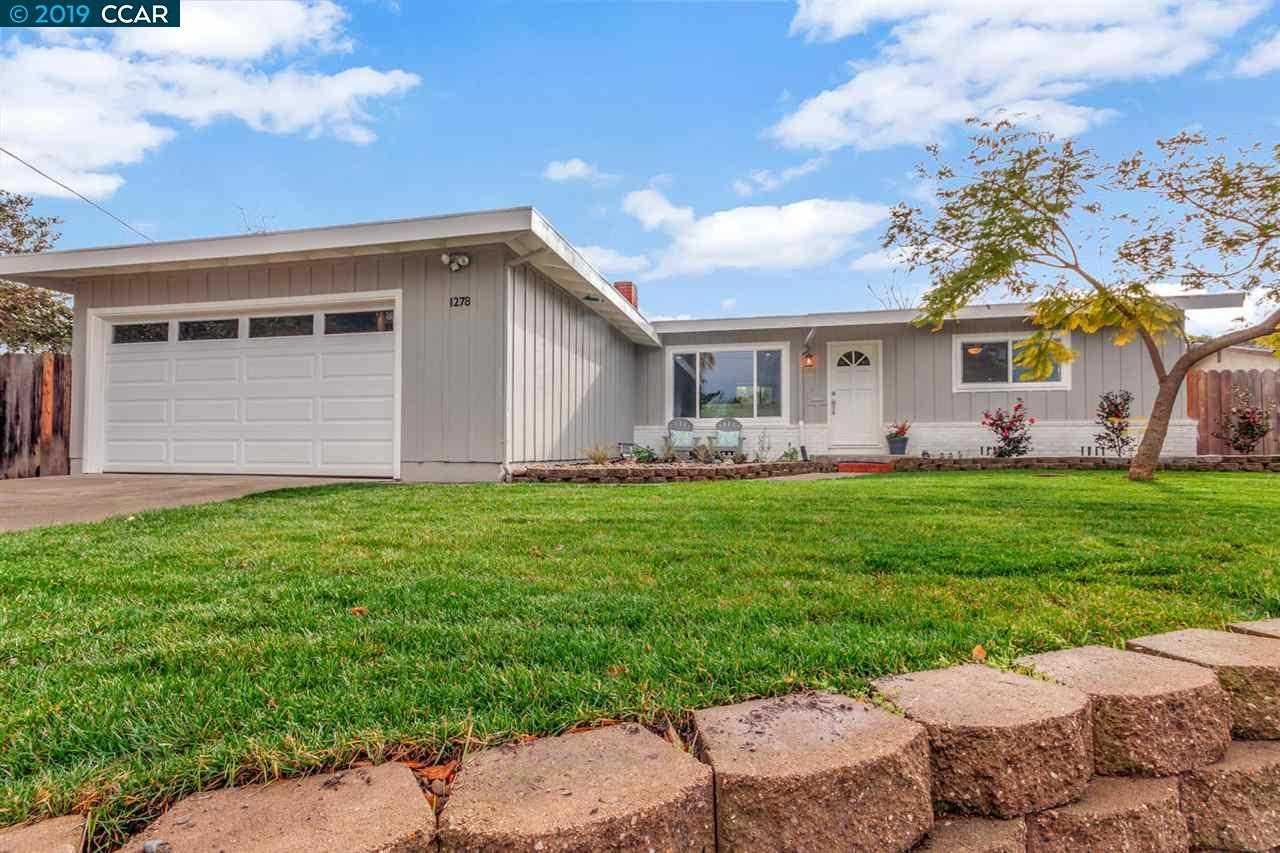 1278 Marlboro Ct Concord, CA 94521 | MLS 40849804 Photo 1