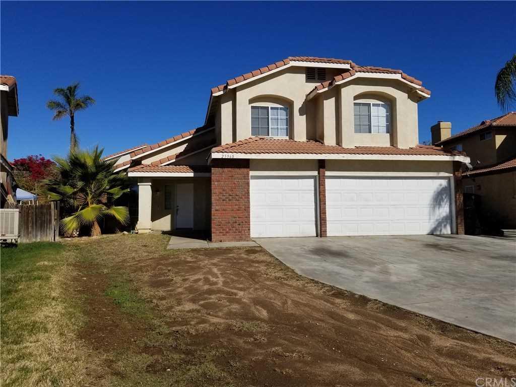 25968 Blueleaf Street Moreno Valley, CA 92553 | MLS IV18296509 Photo 1