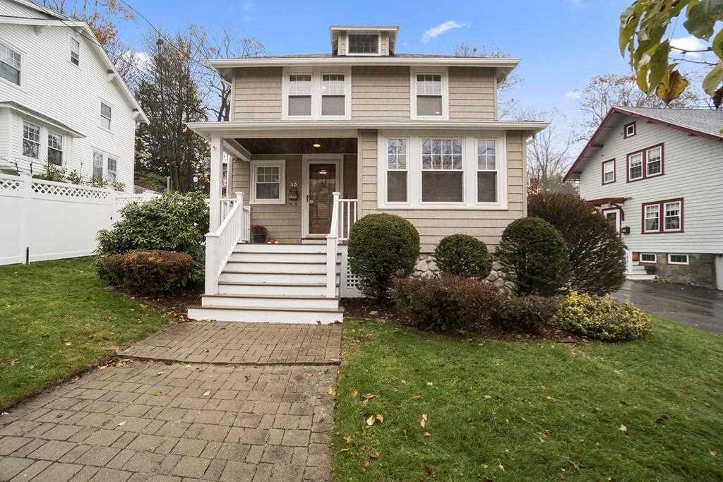 Melrose Ma Homes For Sale and South Shore MLS Listings Photo 1