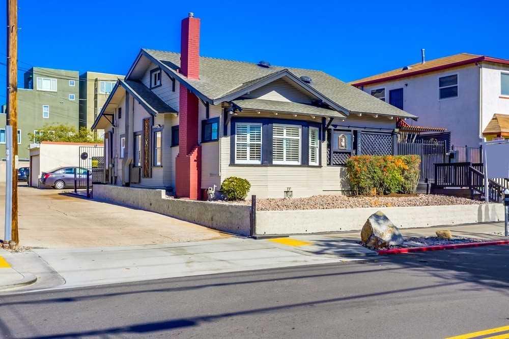 728 Robinson Ave San Diego, CA 92103   MLS 190002618 Photo 1