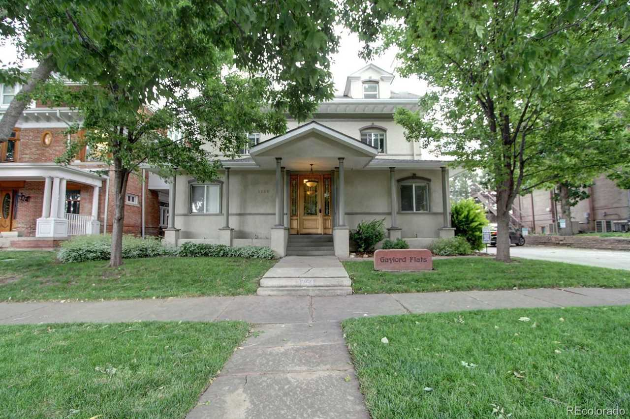 1750 Gaylord Street #A located in Denver, CO 80206 with MLS#3159168 Photo 1