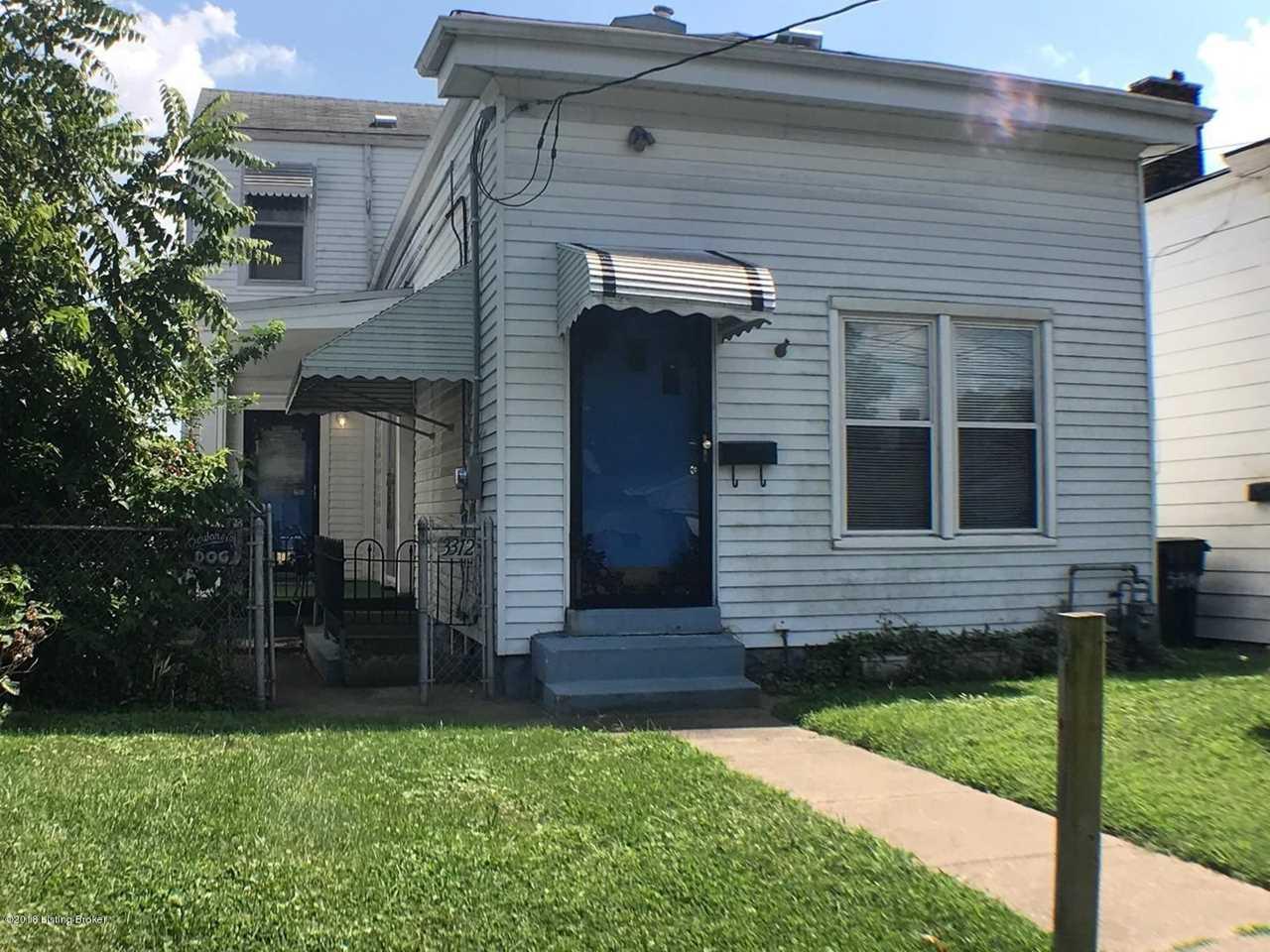 3312 Bank St Louisville, KY 40212   MLS #1517827 Photo 1