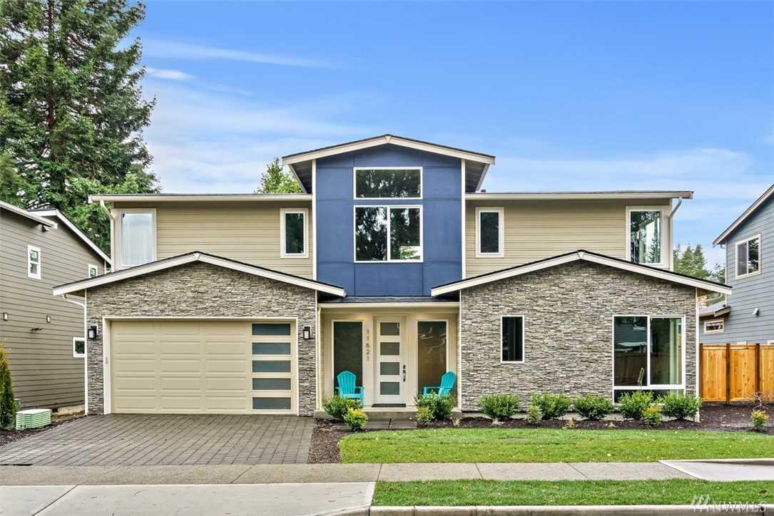 11609 112th Ave NE Kirkland, WA 98034 | MLS ® 1400362 Photo 1