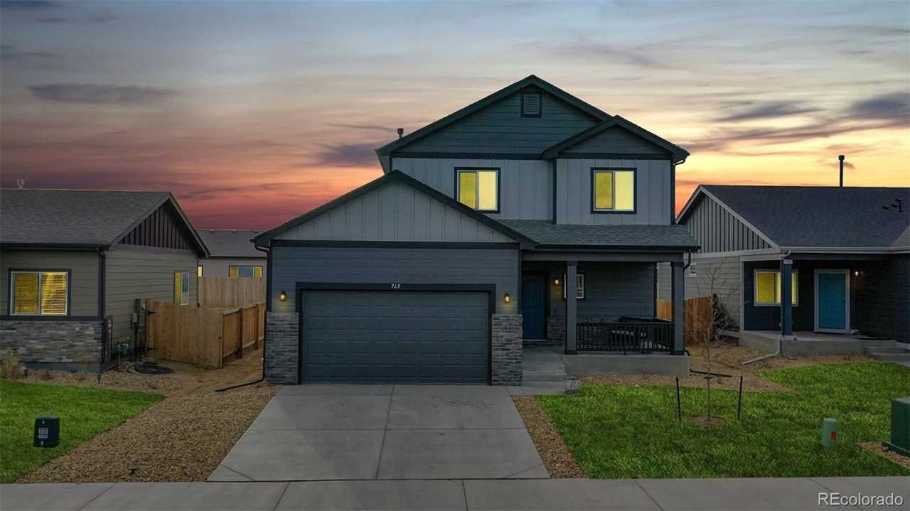 765 Pioneer Drive located in Milliken, CO 80543 with MLS#7184609 Photo 1