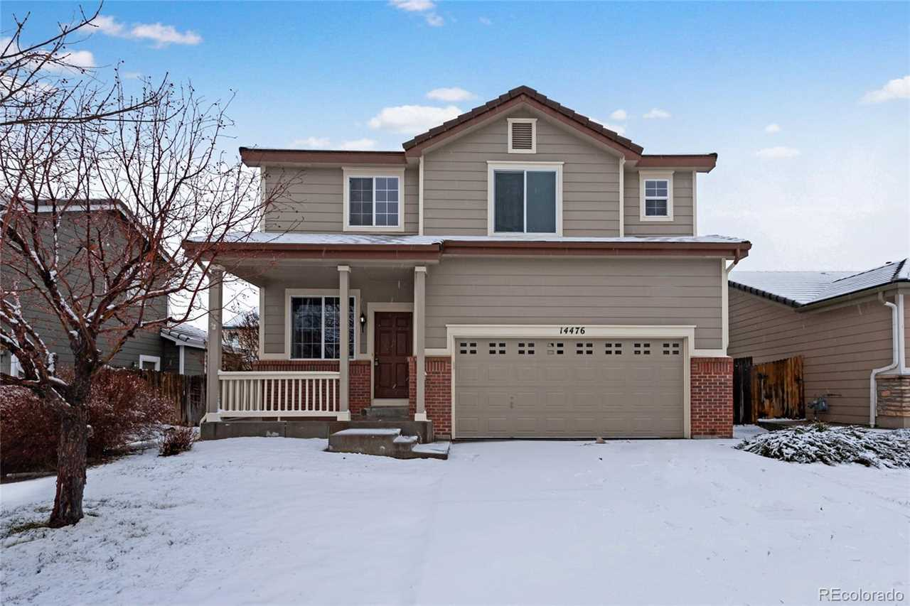 14476 East 101St Avenue located in Commerce City, CO 80022 with MLS#4077420 Photo 1