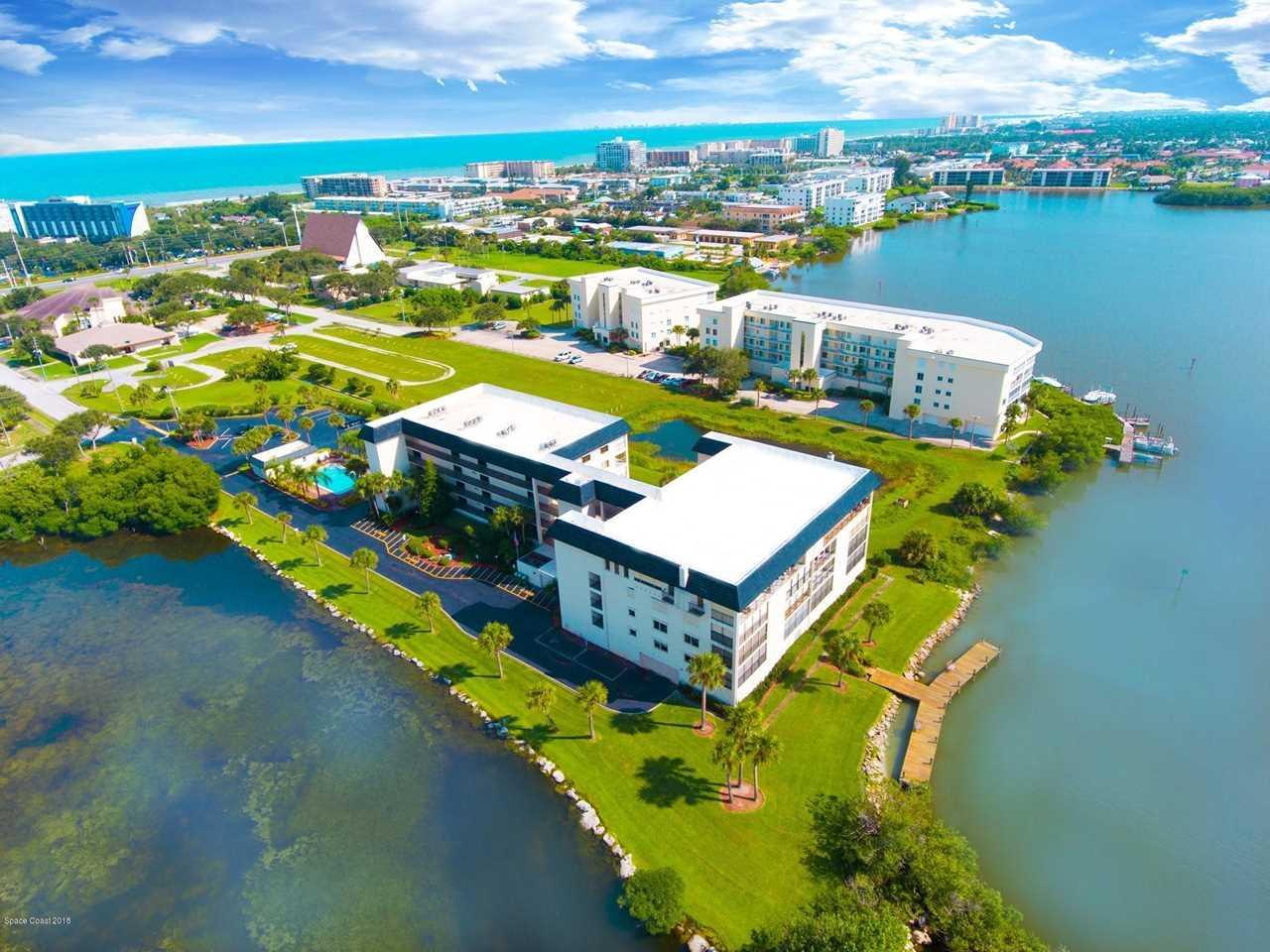190 Escambia Lane #406 Cocoa Beach, FL 32931 | MLS 833746 Photo 1