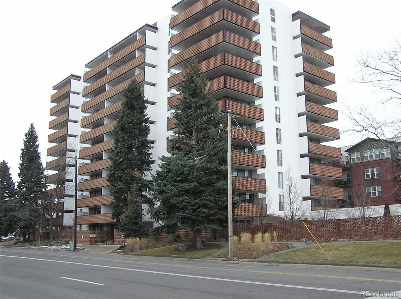 4570 East Yale Avenue #504 Denver, CO 80222 | MLS 1592982 Photo 1
