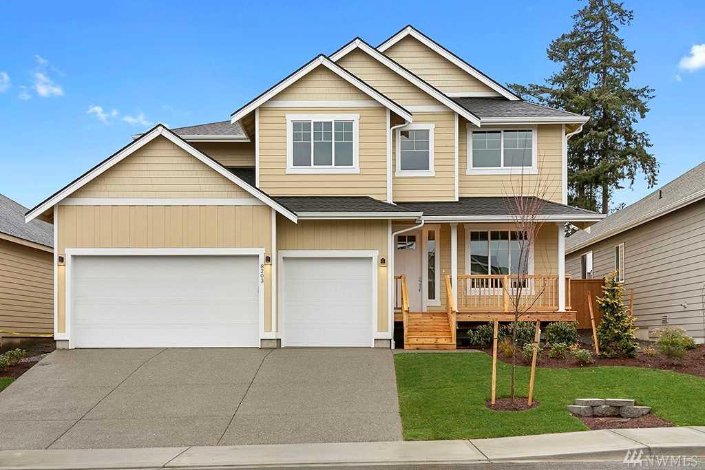 8203 205th Ave E Bonney Lake, WA 98391   MLS ® 1399915 Photo 1