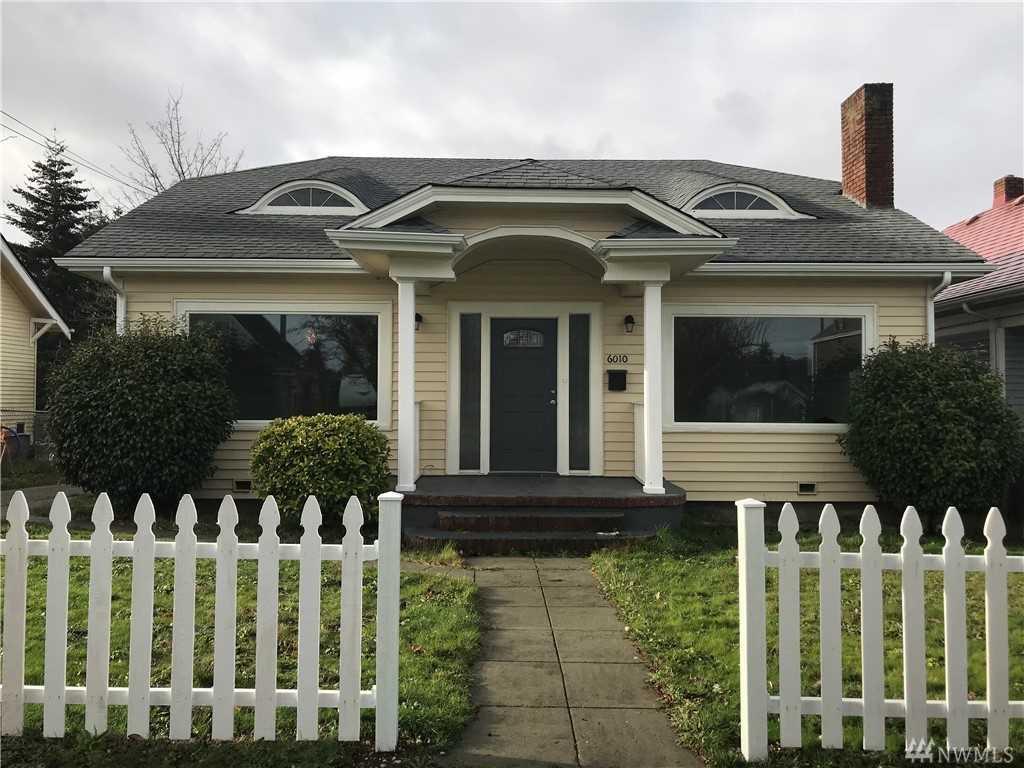 6010 S Warner St Tacoma, WA 98409   MLS ® 1399732 Photo 1