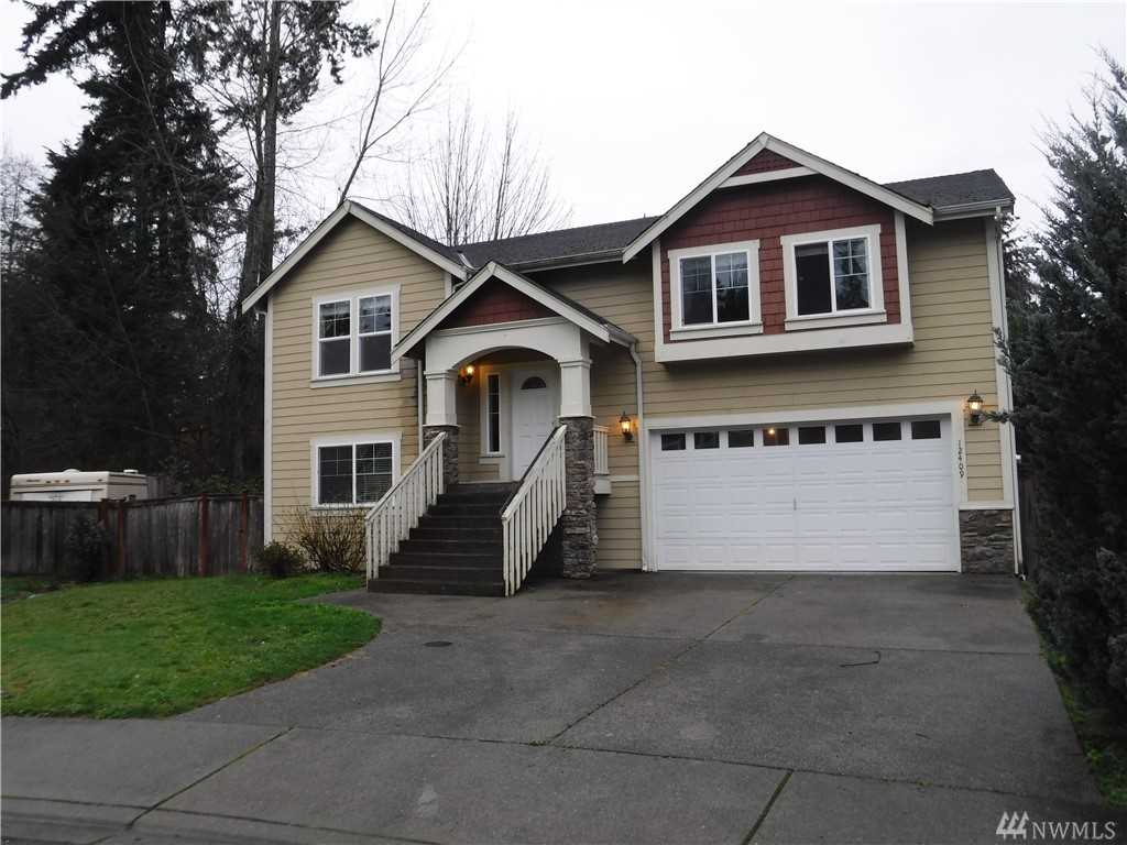 12409 130th Av Ct E Puyallup, WA 98373 | MLS ® 1400023 Photo 1