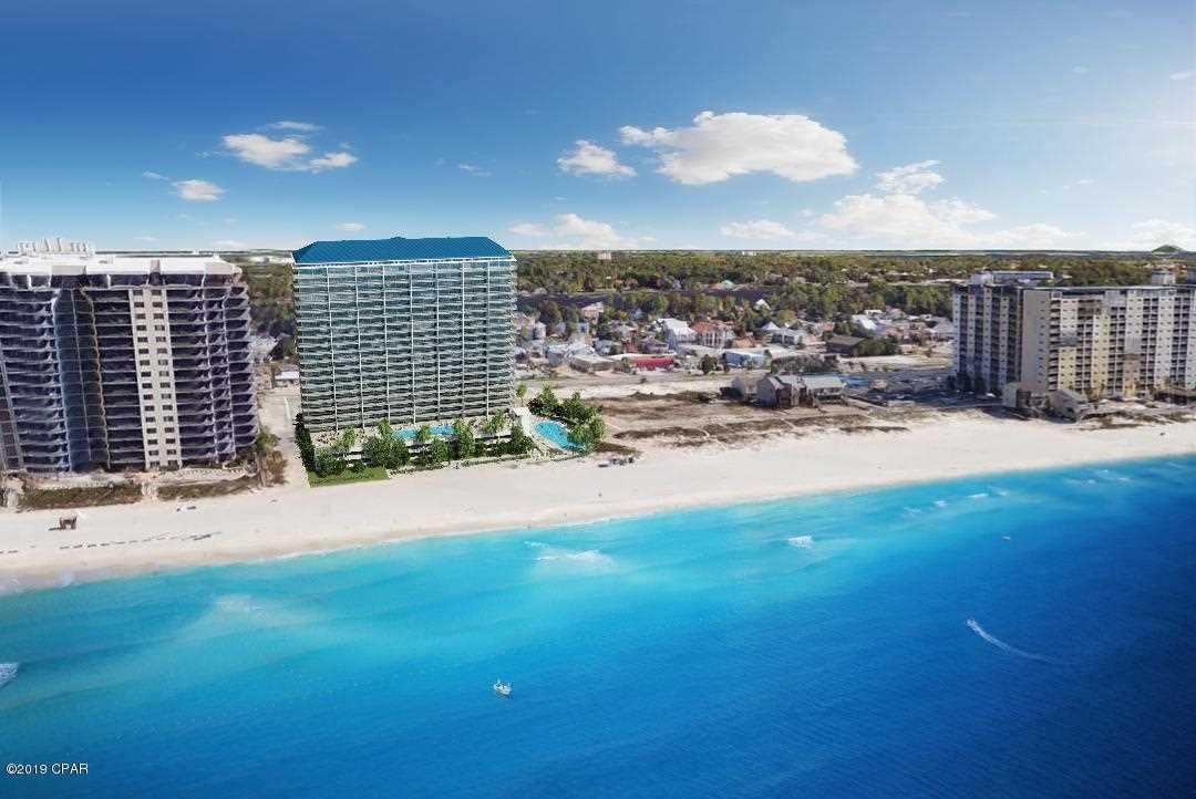 Panama City Beach condo for sale for sale | 6161 Thomas Dr  Photo 1