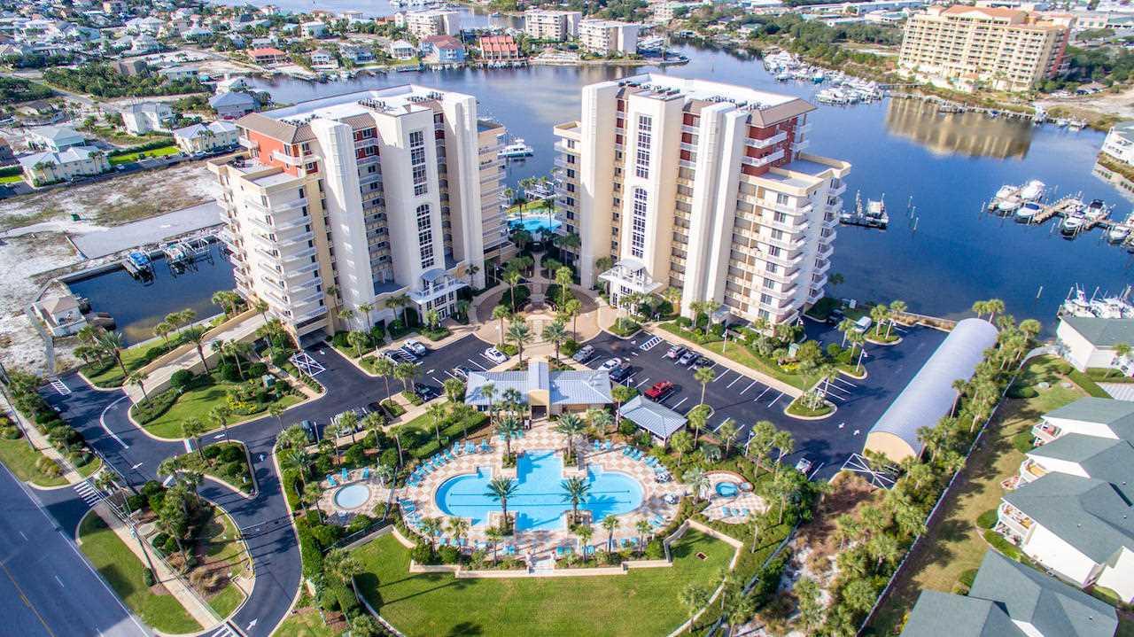 725 Gulf Shore Drive #802A, Destin, FL | TrueSouthCoastalHomes.com Photo 1