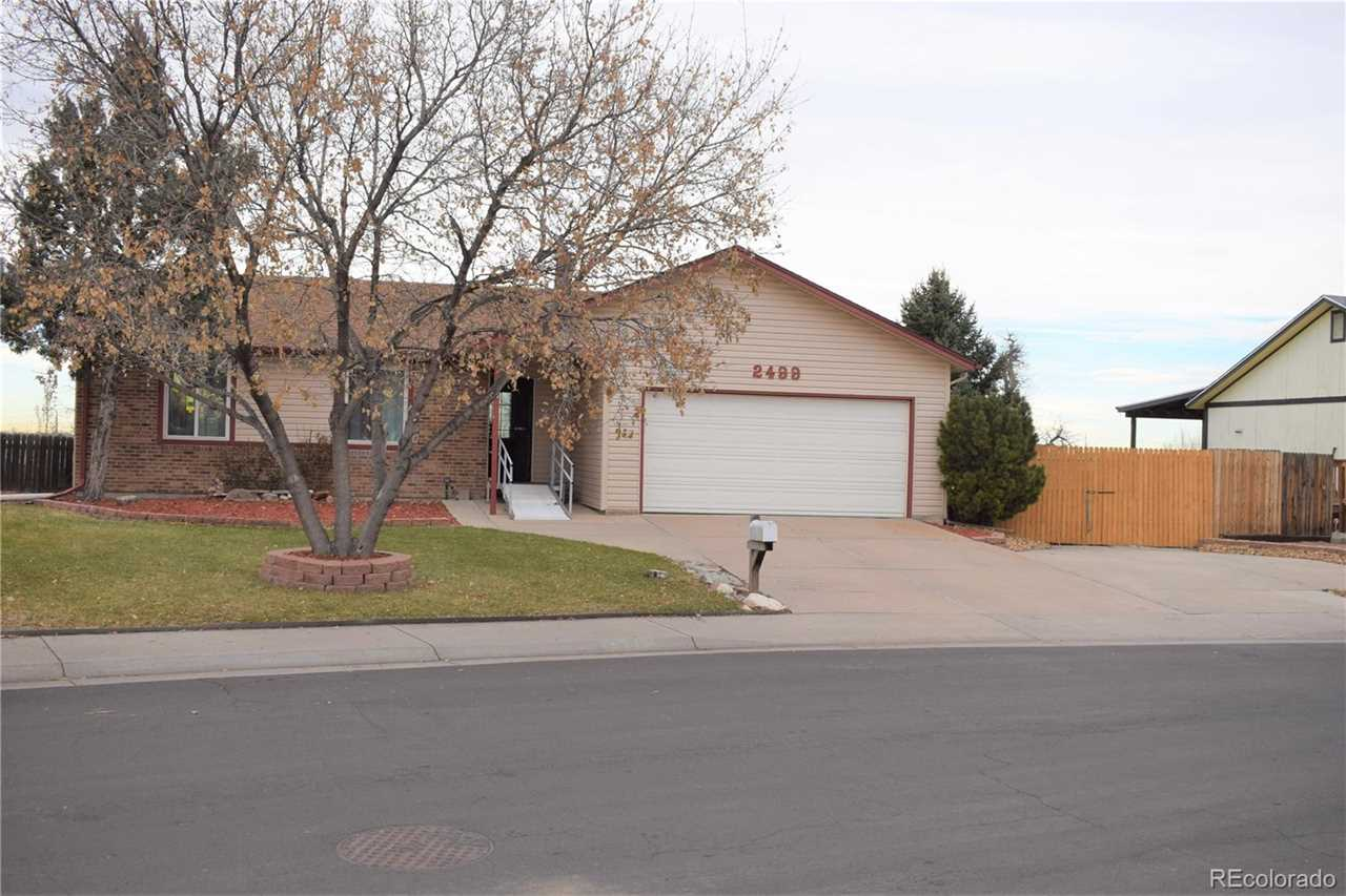 2499 Fraser Way located in Aurora, CO 80011 with MLS#3645972 Photo 1