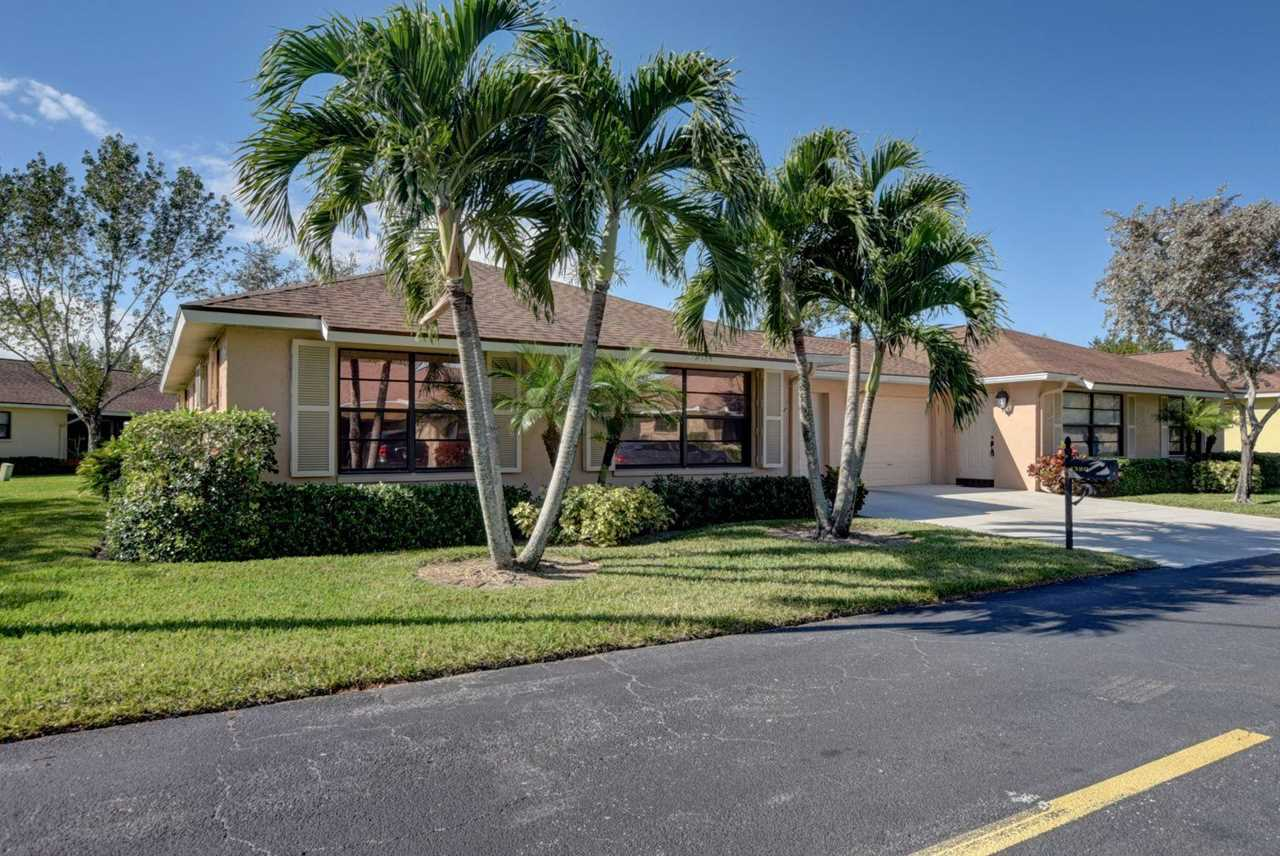 4380 Cedar Tree Place #A Boynton Beach, FL 33436 - MLS# RX-10494884   BoyntonBeachRealEstate.com Photo 1