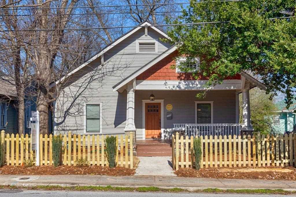 1338 Dekalb Ave is a homes for sale located in the Candler Park community of Atlanta Photo 1