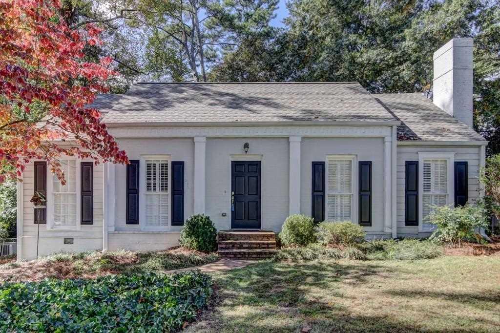 1850 Greystone Rd, Atlanta GA 30318, MLS # 6120939 | Collier Hills Photo 1
