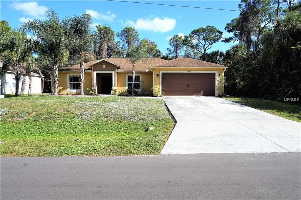 2052 Mincey Terrace North Port, FL 34286 | MLS A4421399 Photo 1