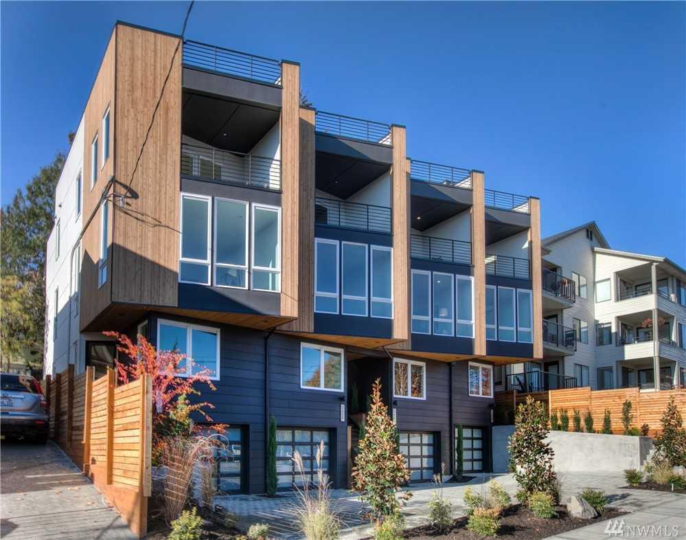 3611 Whitman Ave N Seattle, WA 98103   MLS ® 1391510 Photo 1