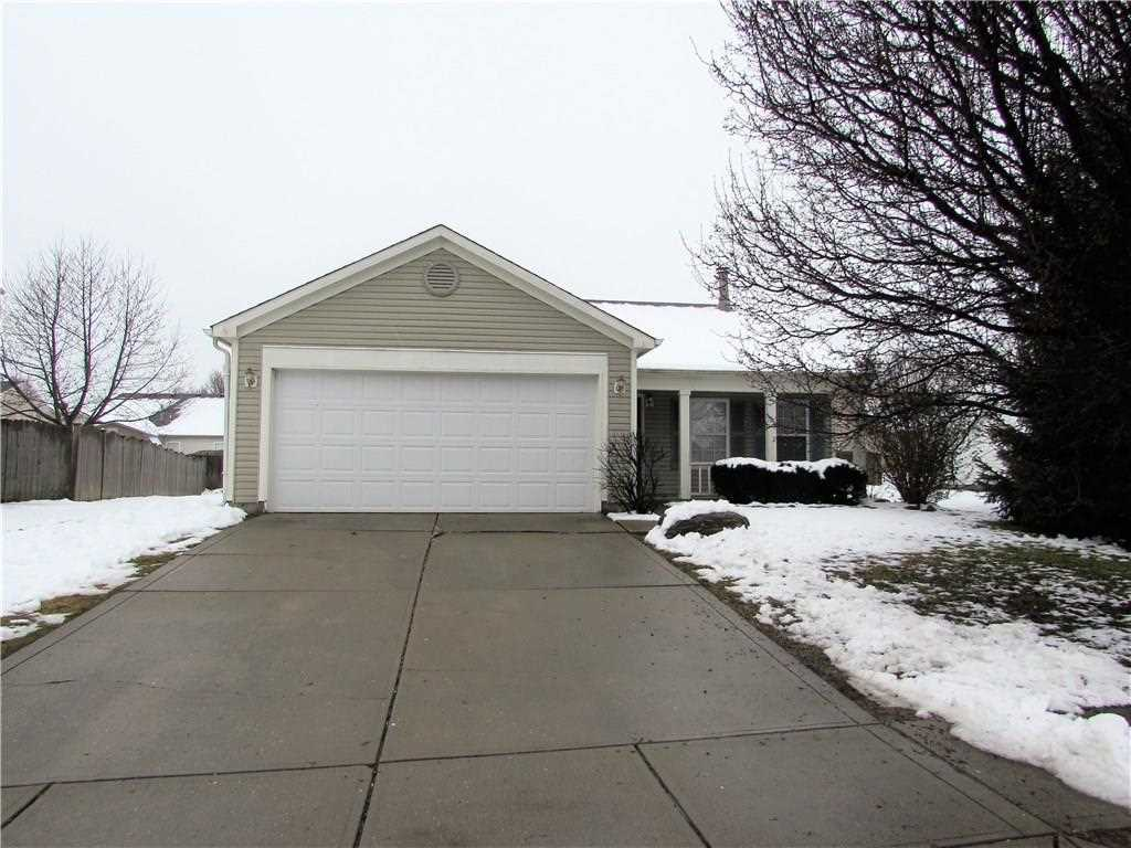1246 Valley Forge Drive, Indianapolis, IN 46234 | MLS #21614292 Photo 1