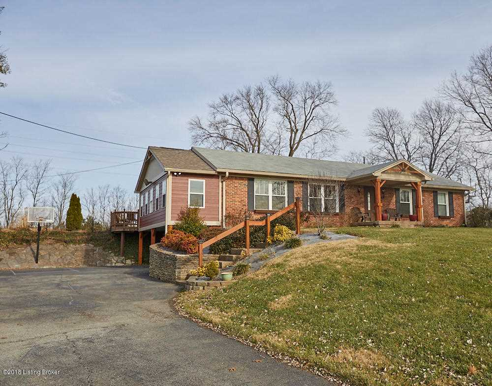 13564 Highway 44 Taylorsville KY in Bullitt County - MLS# 1520656   Real Estate Listings For Sale  Search MLS Homes Condos Farms Photo 1
