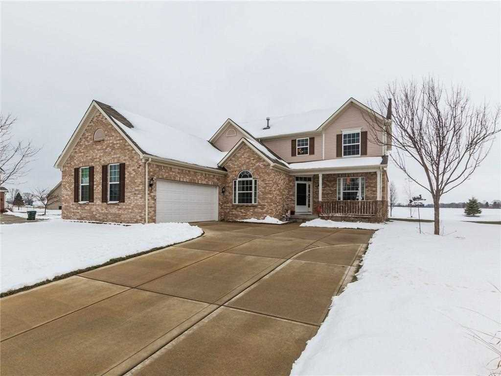 5517 W Stoneview Trail, McCordsville, IN 46055 | MLS #21615507 Photo 1