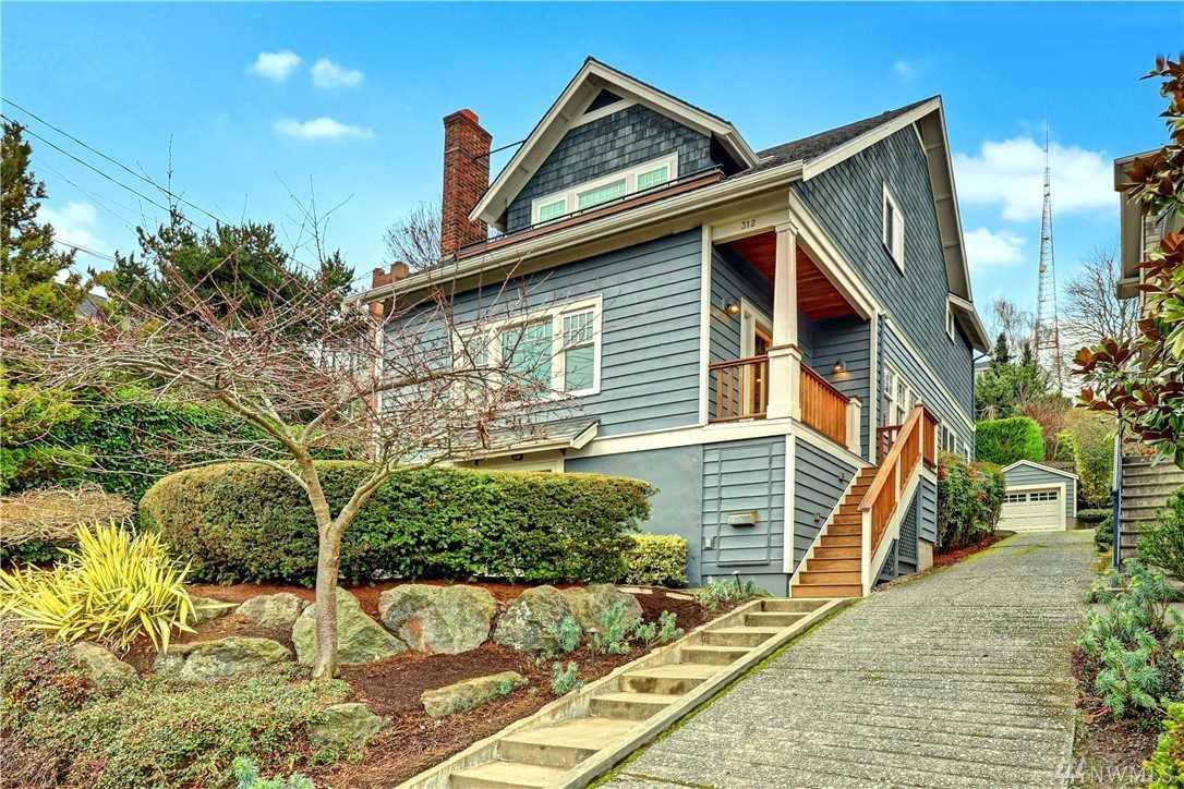 312 Prospect St Seattle, WA 98109 | MLS ® 1402783 Photo 1