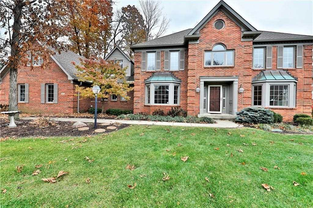 8821 Otter Cove Circle, Indianapolis, IN 46236   MLS #21607806 Photo 1