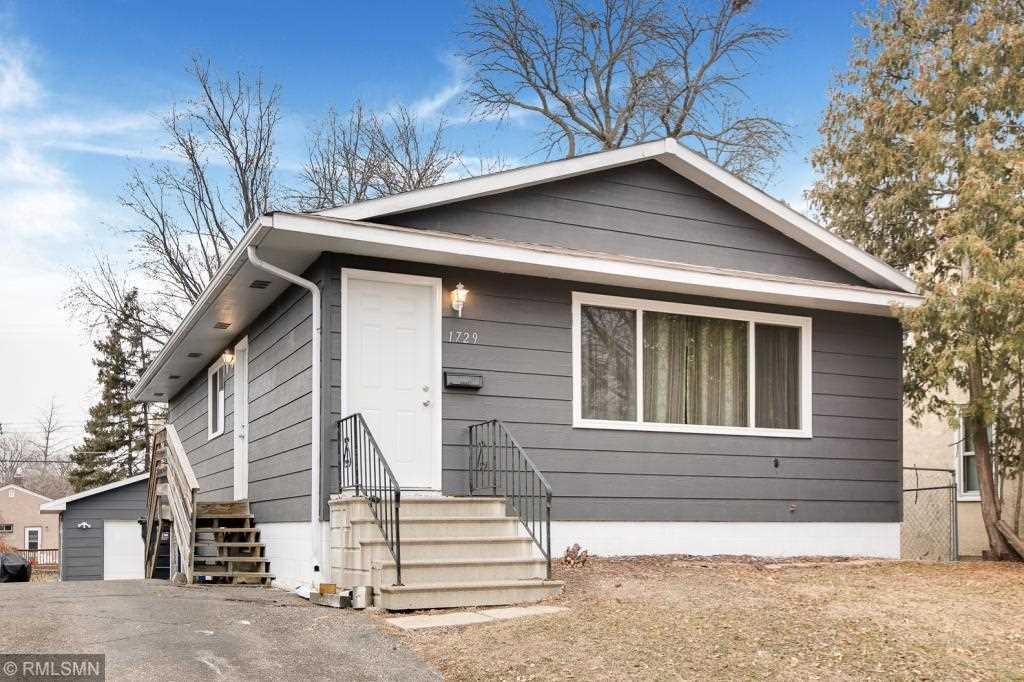 Saint Paul Greater East Side | MLS 5140202 | 1729 Nebraska Avenue E | Zip Code 55106 Photo 1