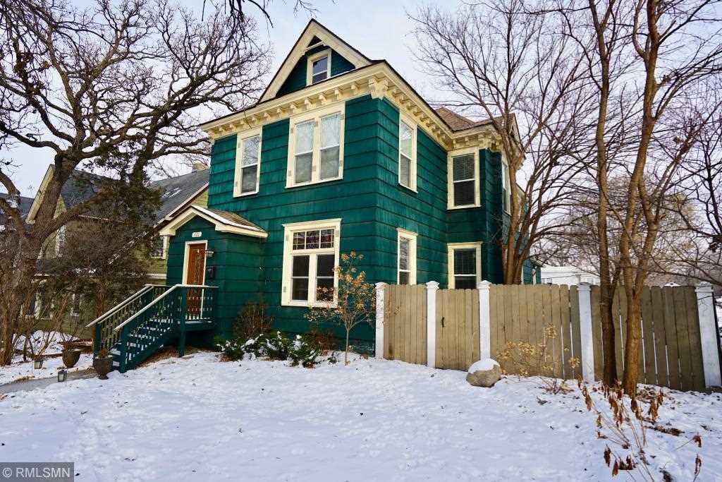 Saint Paul Merriam Park/Lexington-Hamline | MLS 4999897 | 428 Dewey Street | Zip Code 55104 Photo 1