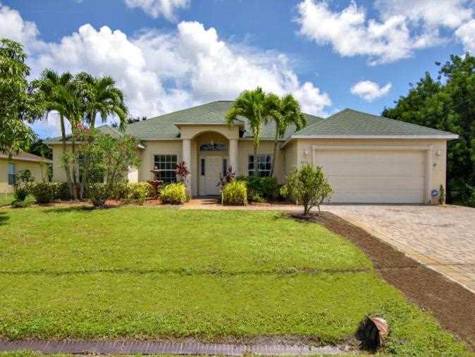 3513 SW San Benito Street Port Saint Lucie, FL 34953   MLS RX-10481589 Photo 1