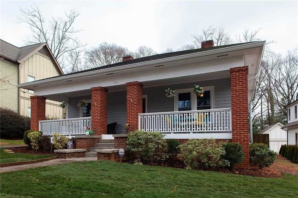 460 Patterson Ave SE is a homes for sale located in the East Atlanta community of Atlanta Photo 1
