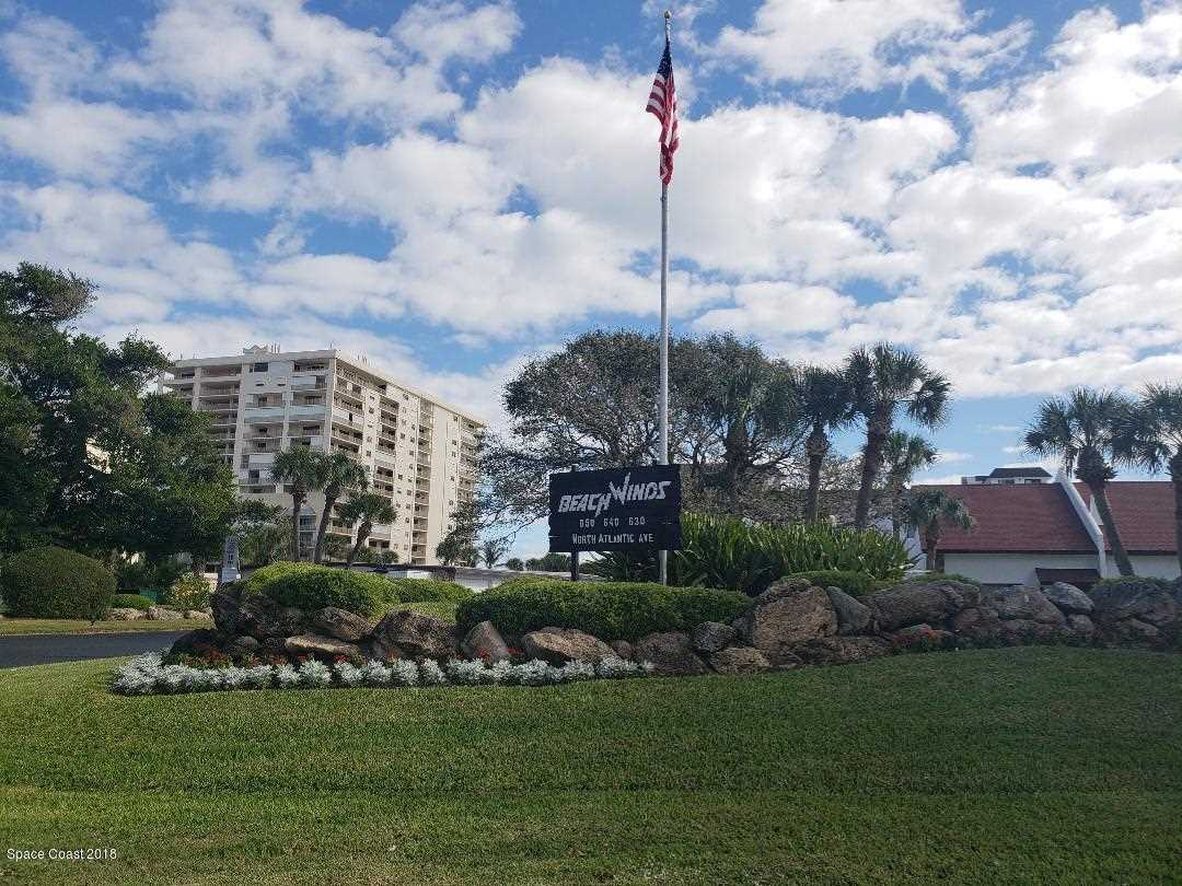 640 N Atlantic Avenue #2 Cocoa Beach, FL 32931 | MLS 833753 Photo 1