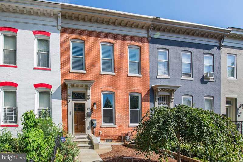 Capitol Hill  Washington DC | 915 9th St NE | washingtondcrealestate.com Photo 1